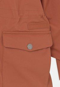 Didriksons - LIZZO KIDS UNISEX - Outdoor jacket - bisquit brown - 4