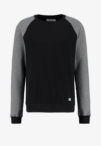 Pier One - Sweatshirts - grey melange/black