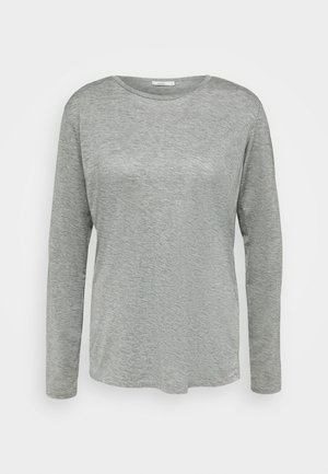 WOMEN´S - Top s dlouhým rukávem - grey heather melange