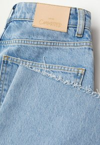 Mango - Jeans Relaxed Fit - mittelblau - 6