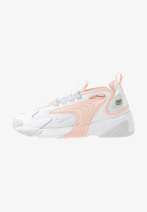 ZOOM 2K - Trainers - white/aura/washed coral