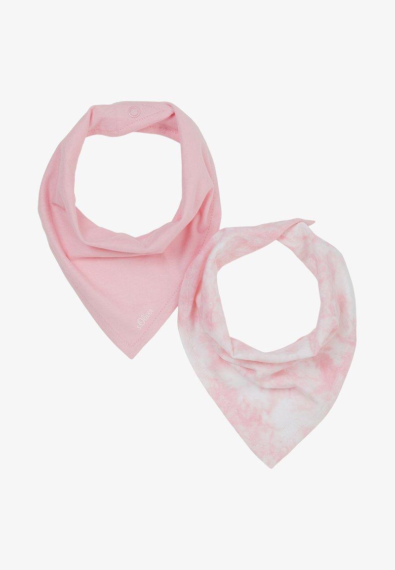 s.Oliver - 2 PACK - Foulard - pink/pink