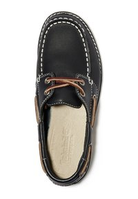 Timberland - SEABURY CLASSIC - Boat shoes - md blue full grain - 1