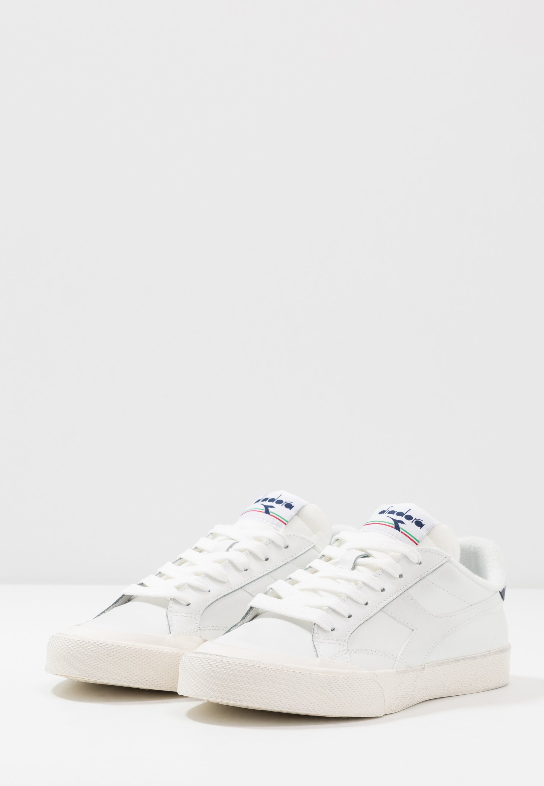 Diadora MELODY DIRTY - Baskets basses - white/corsair - Sneakers femme Original
