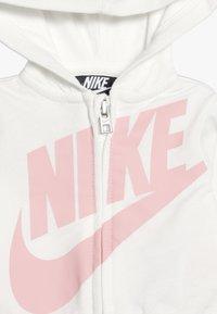Nike Sportswear - FUTURA BABY SET - Sweatjakke /Træningstrøjer - bleached coral - 4