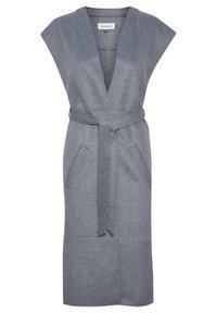 Denim Hunter - Waistcoat - ashley blue melange - 7