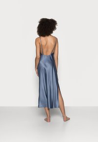 LingaDore - LONG DRESS - Nattskjorte - china blue - 2