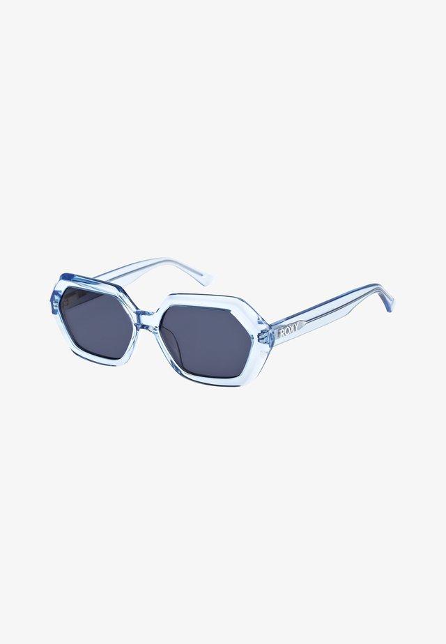 ROSELYN - Zonnebril - shiny crystal blue/grey