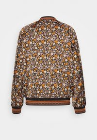 Scotch & Soda - PRINTED REVERSIBLE BOMBER JACKET - Bomberjacks - blue - 2