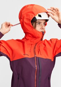 Mammut - Masao  - Softshelljacke - blackberry-spicy - 6