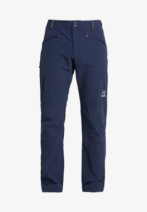 MORÄN PANT MEN - Trousers - tarn blue