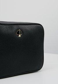 kate spade new york - MEDIUM CAMERA BAG - Across body bag - black - 6