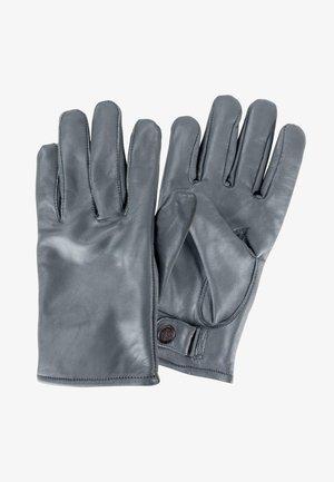 BUNDESWEHR LEDERHANDSCHUHE - Gloves - grau