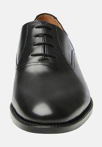 SHOEPASSION - NO. 539 - Smart lace-ups - black - 5