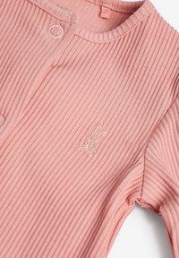 Next - Sleep suit - pink - 5