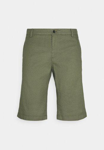 NATHAN STRETCH  - Shorts - lake green