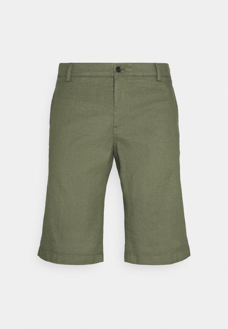 J.LINDEBERG - NATHAN STRETCH  - Shorts - lake green