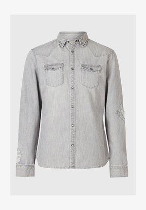 DRAYSON SHIRT - Shirt - grey