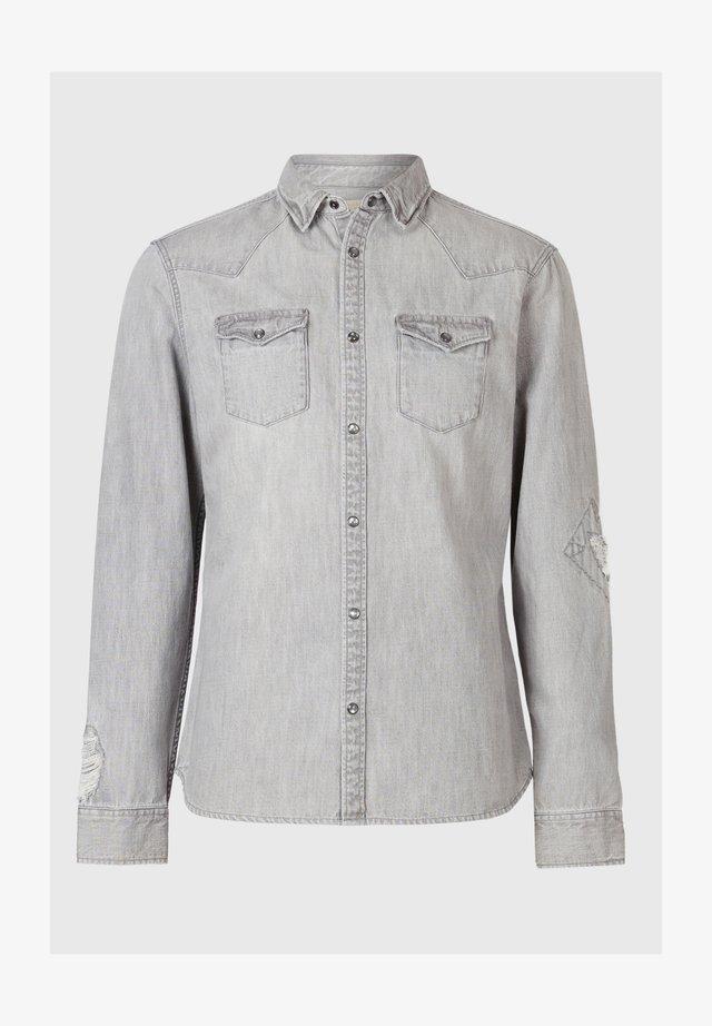 DRAYSON SHIRT - Skjorter - grey