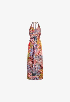 AVELLANA - Maxi dress - tropical red