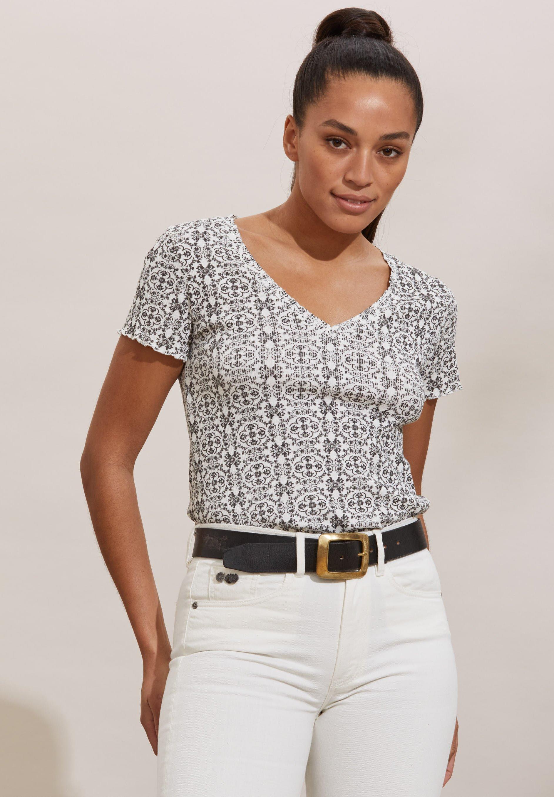 Mujer ERIN - Camiseta estampada
