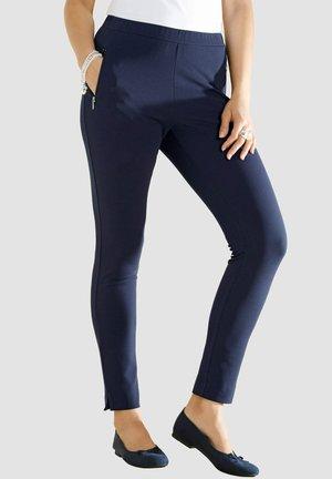 Tracksuit bottoms - marineblau