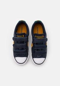 Converse - STAR PLAYER  - Zapatillas - obsidian/midnight clover/saffron yellow - 3