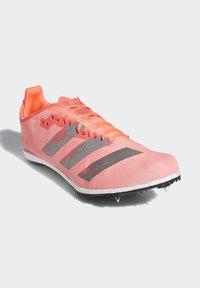 adidas Performance - ADIZERO AVANTI SPIKES - Spikes - pink - 2