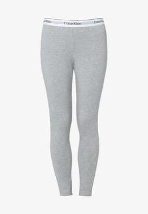MODERN COTTON - Bas de pyjama - grey heather