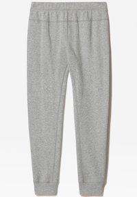 The North Face - B SLACKER CUFFED PANT - Pantalon de survêtement - tnf light grey heather - 1