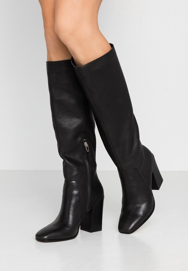 KASIDY - High heeled boots - black