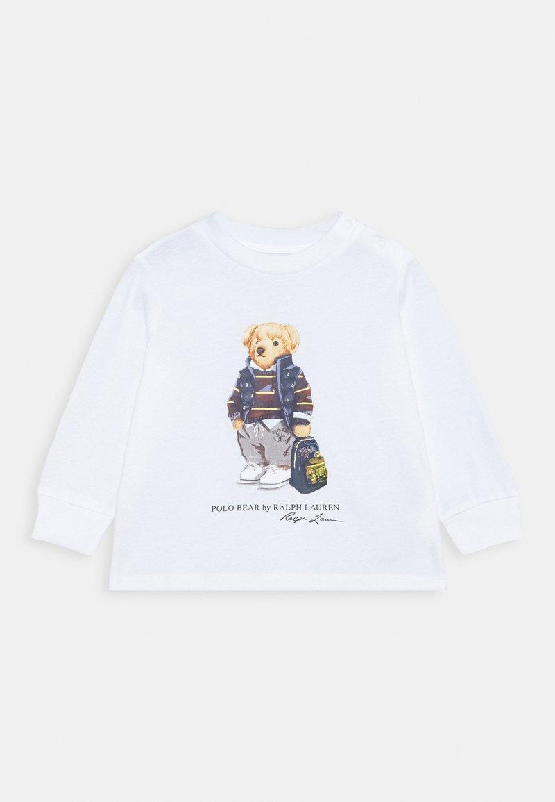 Polo Ralph Lauren - T-shirt à manches longues - white
