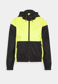 The North Face - FARSIDE JACKET - Veste Hardshell - yellow/black - 5