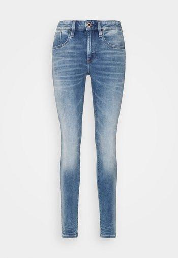 LHANA SKINNY - Jeans Skinny Fit - vintage beryl blue
