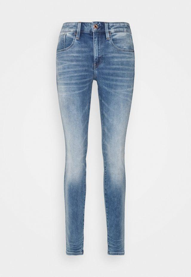 LHANA SKINNY WMN - Jeans Skinny Fit - vintage beryl blue