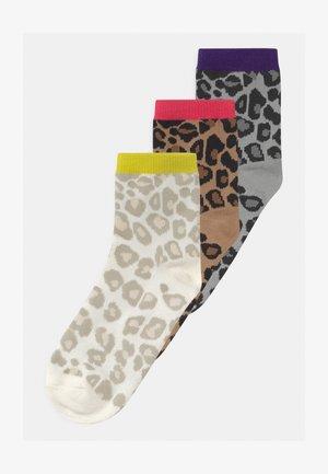 GIRLS 3 PACK - Socks - multi