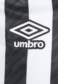 Umbro - SANTOS AWAY - Klubbkläder - white/black/blue - 2