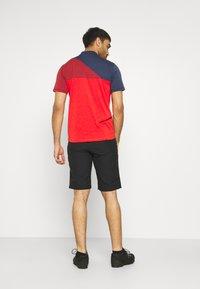 Vaude - MENS TURIFO SHORTS - Short de sport - black - 2