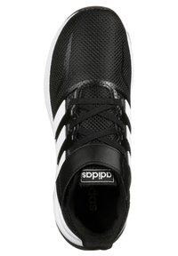 adidas Performance - RUNFALCON UNISEX - Neutral running shoes - core black / footwear white - 1