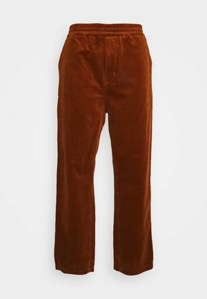 FLINT PANT BARRINGTON - Chino - brandy rinsed