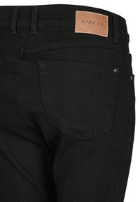 Angels - ANKLE ZIP SHINE' MIT MODISCHEN DETAILS - Jeans Skinny Fit - schwarz - 3