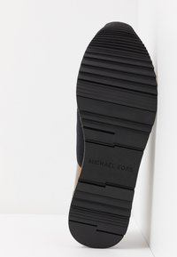 MICHAEL Michael Kors - TRAINER - Slipper - black/bronze - 6