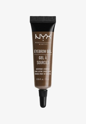EYEBROW GEL - Żel do brwi - 4 espresso