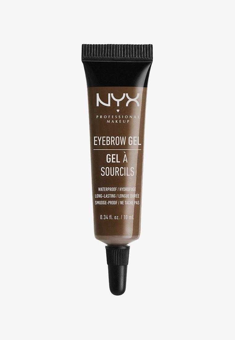 Nyx Professional Makeup - EYEBROW GEL - Eyebrow gel - 4 espresso