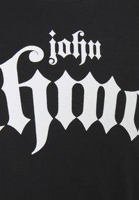 John Richmond - FONDULAC - T-shirt print - black - 6