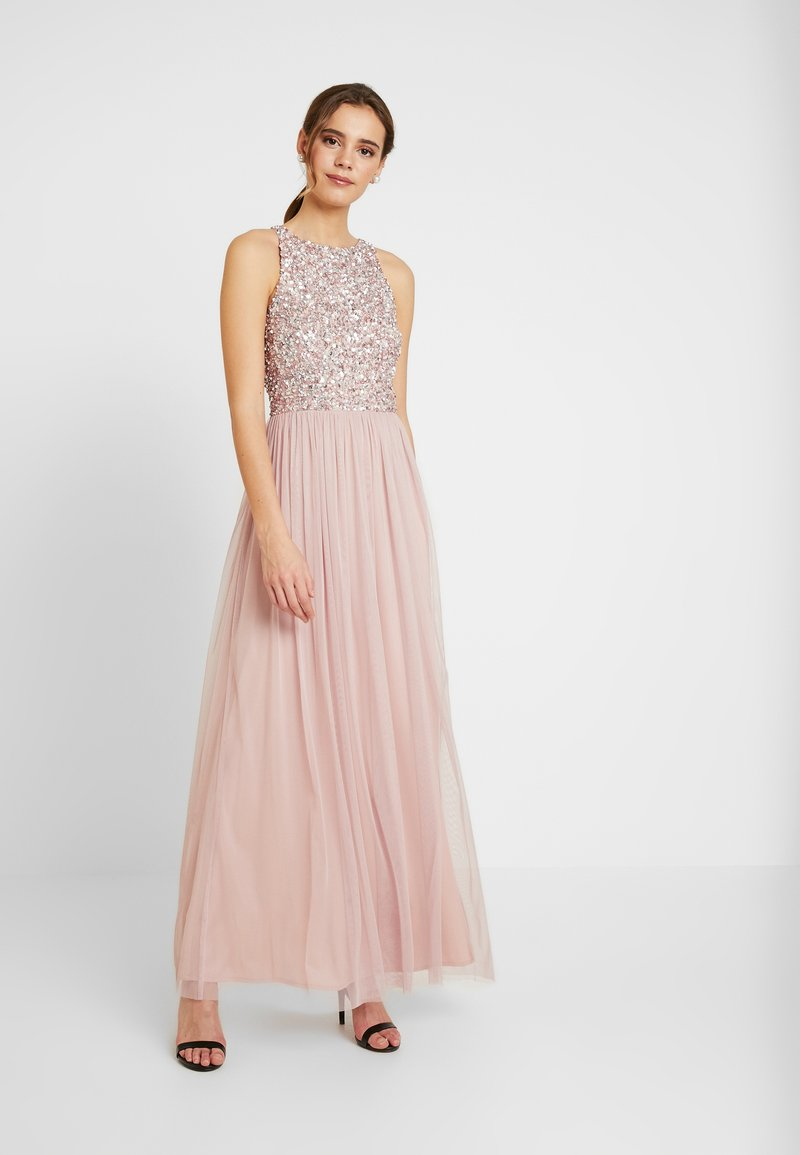 Lace & Beads - PRIYA PICASSO - Occasion wear - pink