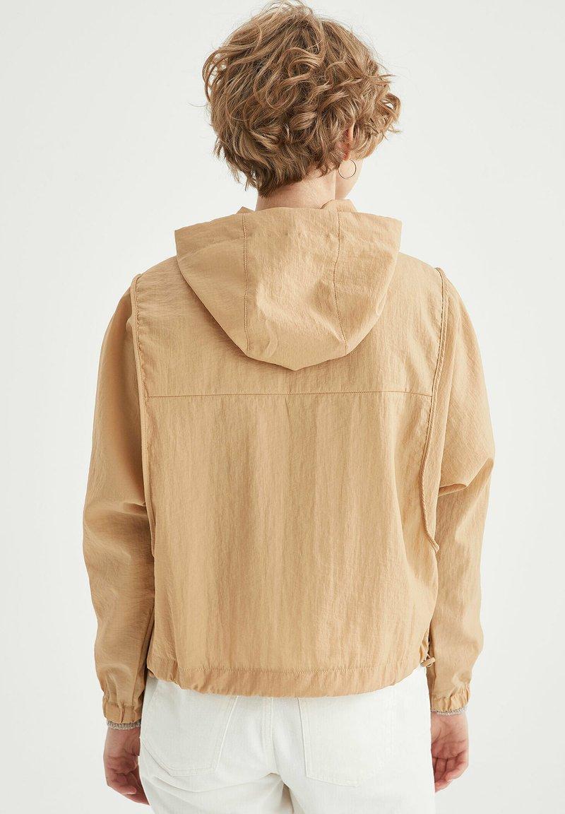 DeFacto - Summer jacket - beige