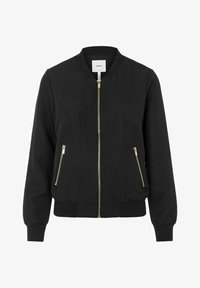 Object - GLÄNZENDE - Bomber Jacket - black - 6