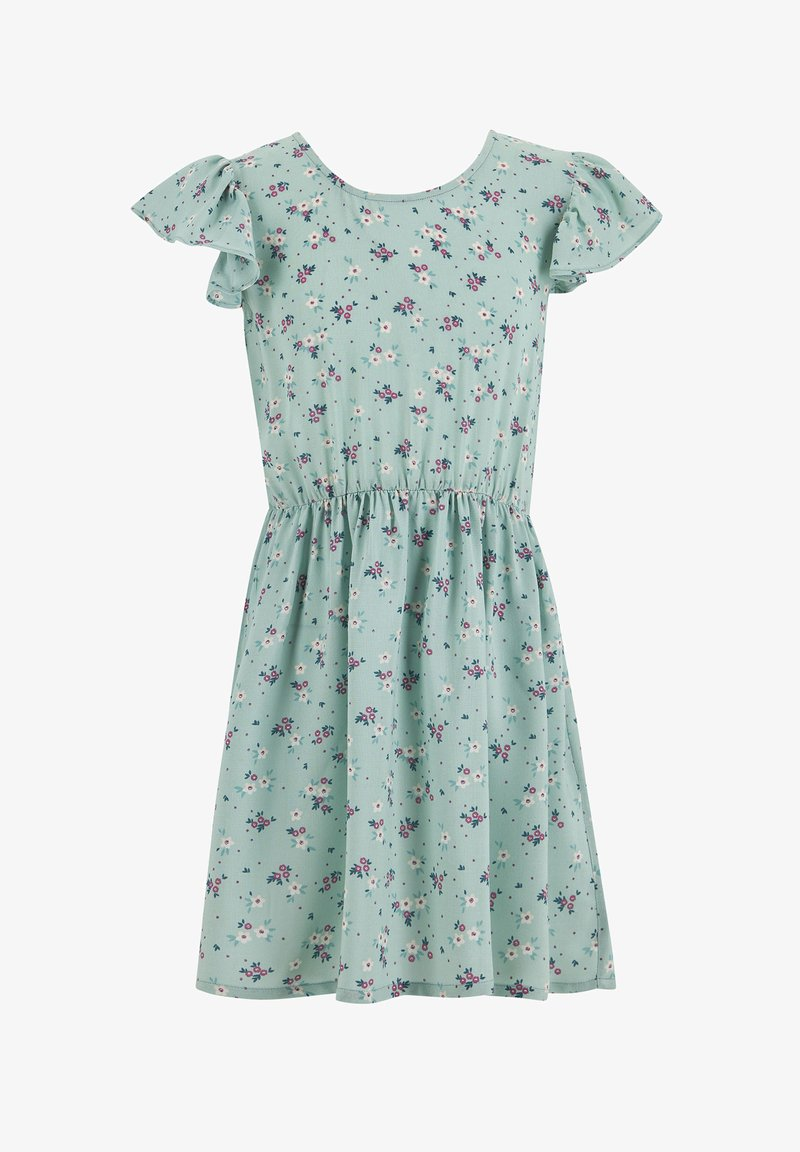 DeFacto - Day dress - turquoise