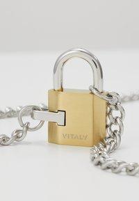 Vitaly - SAFEGUARD - Necklace - silver-coloured - 6